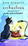 archyology: the long lost tales of archy and mehitabel