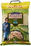 #8: Daawat Rozana Gold Basmati Rice, 5kg with 1kg (20% Extra)