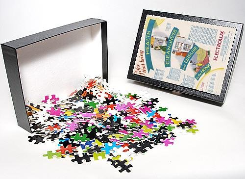 Photo Jigsaw Puzzle Of Electrolux Appliances front-565112