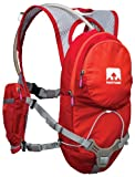 Nathan Intensity Hydration Pack Race Vest with 2L bladder - women's series - Tango Red/Tangerine