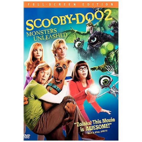 SCOOBY DOO 2:MONSTERS UNLEASHED