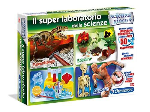 Clementoni 13194 - Il Super Laboratorio delle Scienze