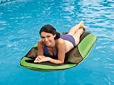 SwimWays Green Spring Float Sundry Lounger