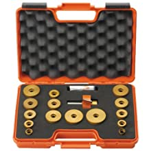 CMT 835.503.11 CMT Grand Rabbet Set in Carrying Case, 1/2-Inch Shank, Carbide-Tipped