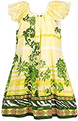 Euphoria Girls' Dress (SKU295F, Multi-Coloured, 4-5 Years)