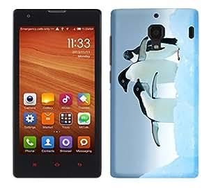 WOW Printed Designer Mobile Case Back Cover For Xiaomi MI Redmi 1S