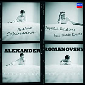 Brahms: Variations on a Theme by Paganini, Op.35 - 2m. Var. 13: Un poco pi� andante