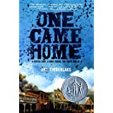 One Came Home by Amy Timberlake