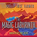 The Magic Labyrinth: Riverworld Saga, Book 4 (       UNABRIDGED) by Philip José Farmer Narrated by Paul Hecht