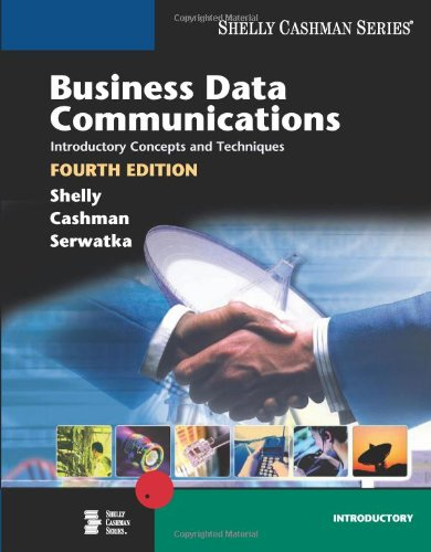 Business Data Communications: Introductory Concepts and...