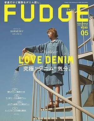 FUDGE -ファッジ- 2020年 5月号 (日本語) 雑誌