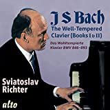 BACH: The Well-Tempered Clavier (Books I & II, Complete)
