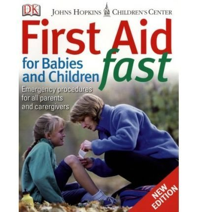 (First Aid for Babies & Children Fast (Revised)) By DK Publishing (Author) Paperback on 01-Jan-2007