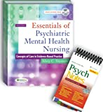 Package of Essentials of Psychiatric Mental Health Nursing, 4th Edition & PsychNotes, 2nd Edition (0803618980) by Townsend