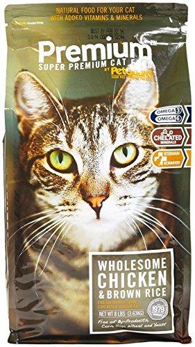 PetGuard Premium Dry Cat & Kitten - Fresh Chicken - 8lb (Petguard Dry Cat Food compare prices)