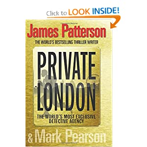 Private London with Private Games - James Patterson