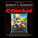 The Conquering Sword of Conan (       UNABRIDGED) by Robert E. Howard Narrated by Todd McLaren