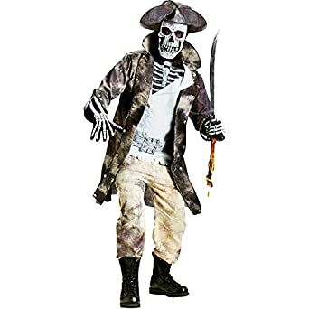 Ghost Pirate - Standard - Chest Size 25-38