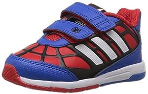 Adidas Disney Spider-Man CF I Kinderschuhe red-running white-core black - 21