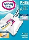 Handy Bag - PH86 - Vacuum Bag - Electrolux Clario - Ultra Silencer Philips Mobilo