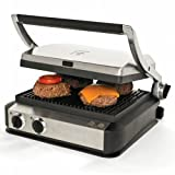 Indoor Grill, Wolfgang Puck Tri-Grill