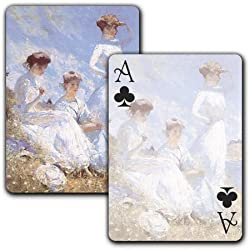 Summer - Single Deck Playing Cards