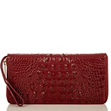 All Day Clutch<br>Carmine Red Melbourne
