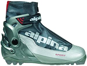 Buy Alpina S Combi Sport Series Cross-Country Nordic Ski Boots by Alpina