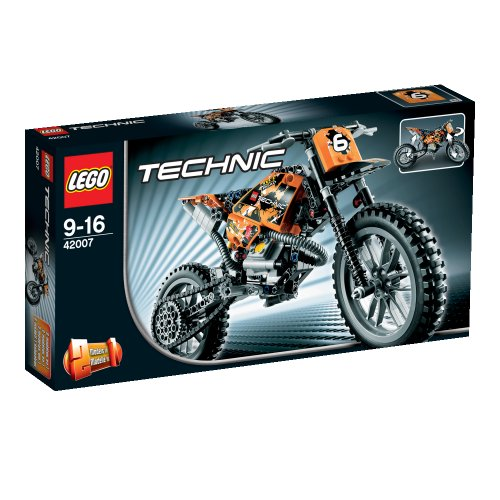 Lego Technic 42007 - Motocross Bike