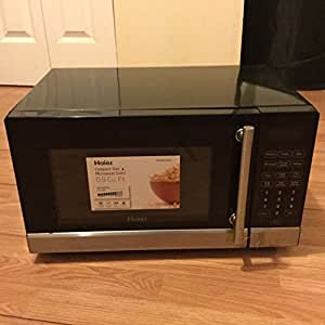 Small Countertop Microwave Dimensions : ... dining small appliances microwave ovens compact microwave ovens
