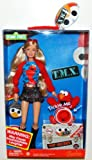 Sesame Street Barbie and Mini T.M.X. Tickle Me Elmo (1 Each)