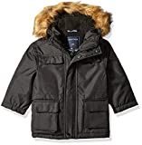 Nautica Baby Expedition Parka, Black, 18 Months