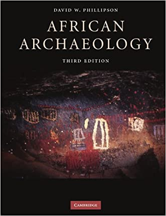 African Archaeology (Cambridge World Archaeology (Paperback))