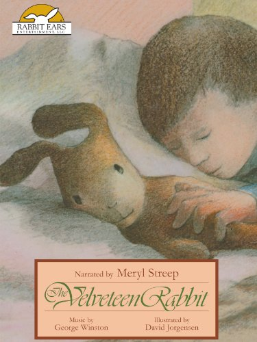 Margery Williams' The Velveteen Rabbit, Told By Meryl Streep With Music By George Winston front-1015091
