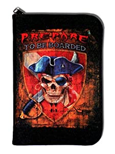 Buy Scuba Diving Log Book - Amphibious Outfitters Jolly Roger Pirate Design Prepare to be Boarded by Innovative Scuba Concepts