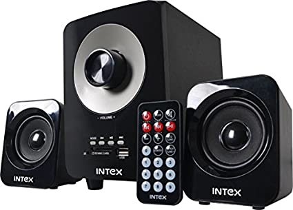 Intex IT-230 SUF 2.1 Channel Multimedia Speakers