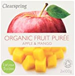 Clearspring Organic Apple and Mango F...