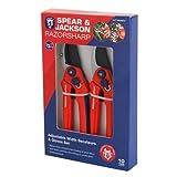 #7: Spear & Jackson Secateur Set with Gloves