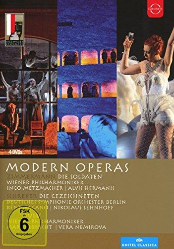 Salzburg Festival 3 Modern Operas [DVD] [Import]