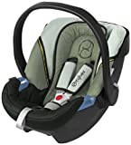 Cybex 512103005 Aton Babyschale Gruppe 0 +, cross country olive green