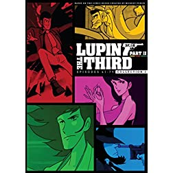 LUPIN THE 3RD: SERIES 2 BOX 2