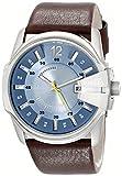 Diesel Gents Leather Strap Watch DZ1399