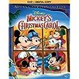 Mickey's Christmas Carol 30th Anniversary - Special Edition (DVD + Digital Copy)