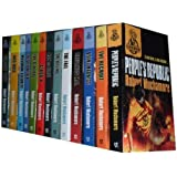 Cherub Series Collection Pack Robert Muchamore 13 Books Set.(Robert Muchamore Collection) (The Fall, Man Vs Beast, The Sleepwalker, Class A, The Killing, Maximum Security, Brigands M. C., The General, The Recruit, Mad Dogs, Divine Madness, Shadow Wave & People's Republic))