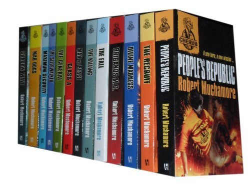 Cherub Series Collection Pack Robert Muchamore 13 Books Set.(Robert Muchamore Collection) (The Fall, Man Vs Beast, The Sleepwalker, Class A, The Killing, Maximum Security, Brigands M. C., The General, The Recruit, Mad Dogs, Divine Madness, Shadow Wave & People's Republic)) PDF