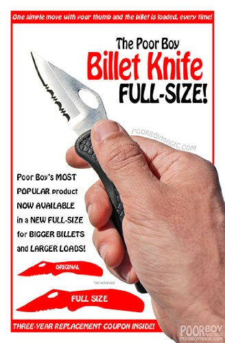 Poor Boy Billet Knife By Street Jack Full Size