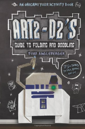 Art2-D2's Guide to Folding and Doodling (An Origami Yoda Activity Book) (R2d2 Robot Interactive compare prices)