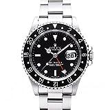 ロレックス ROLEX GMTマスターII 16710 中古 時計 [メンズ] [2538448] [並行輸入品]