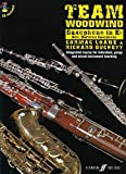 img - for Team Woodwind: Alto Saxophone book / textbook / text book