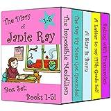 The Diary of Janie Ray - Books 1-5 Box Set!